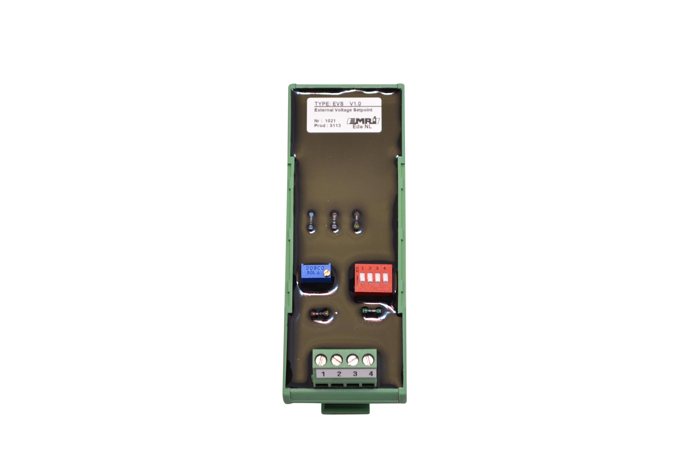 external accesoires voltage setpoint input setpoint accessoires emri Honda Generator Manual Electric Generators Manual