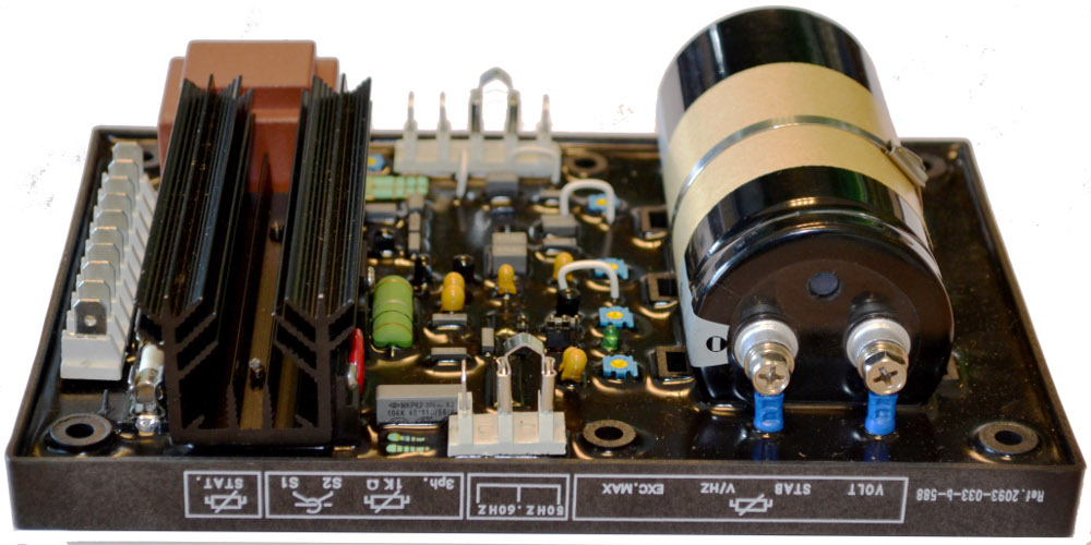 leroy somer r448 voltage regulator voltage regulator generator emri Stamford Newage Wiring Diagrams