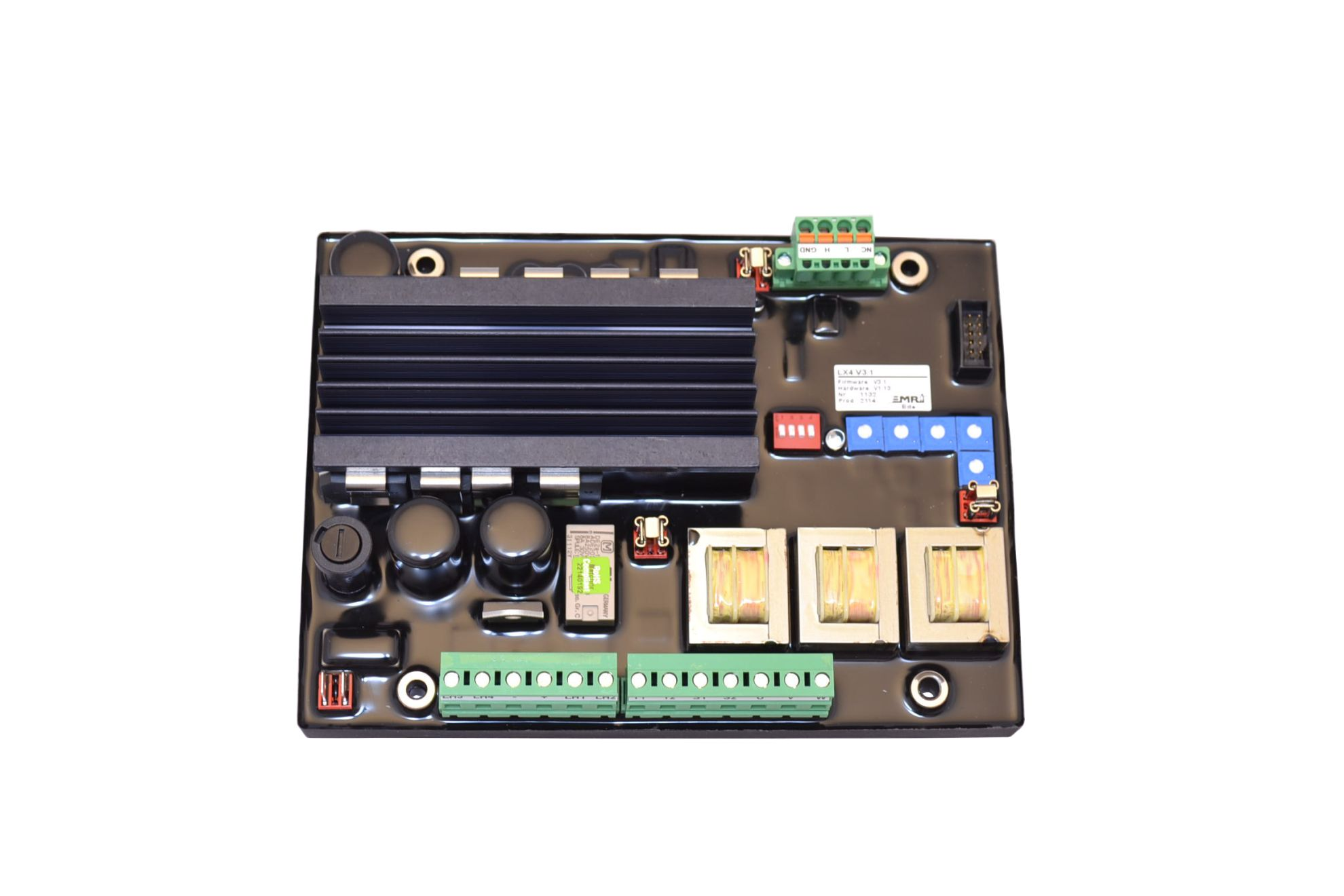EMRI LX4 V3 400 Hz - EMRI Voltage regulators   EMRI  Hz Vac Induction Motor Wiring Diagram on